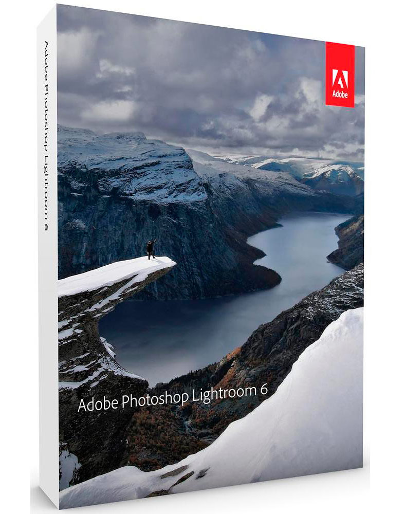 Lightroom Packaging for Adobe