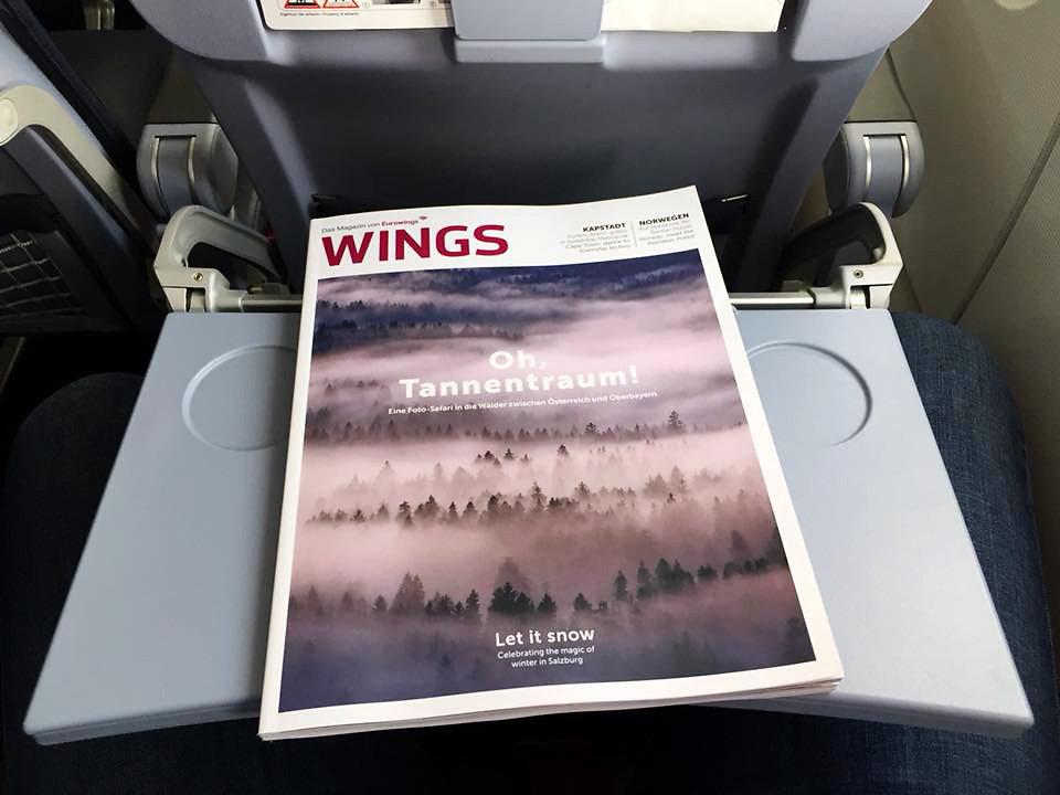 kilian schönberger eurowings wings magazine